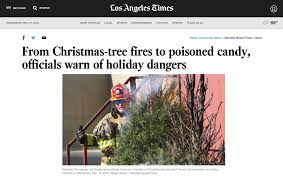 client poison control warns of holiday dangers