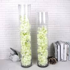 Centerpiece Vases Wholesale by Vases Amazing Clear Glass Cylinder Vases Wholesale Marvellous