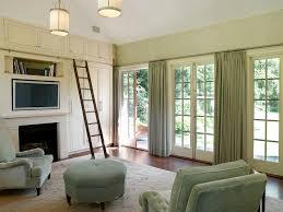 Seafoam Green Curtains Decorating Seafoam Green Method Other Metro Contemporary Family Room