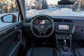 volkswagen tiguan 2018 interior volkswagen tiguan review interior and exterior car for review