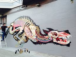 nychos new san francisco mural in progress today part 2