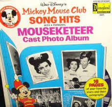 Mickey Mouse Photo Album Mickey Mouse Club Song Hits With A Personal Mouseketeer Cast