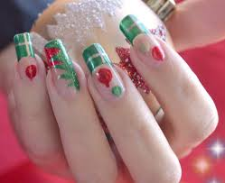 holiday nail art designs for girls 8 stylishmods com