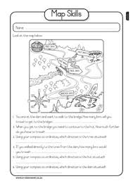 printables map skills worksheets 3rd grade ronleyba worksheets