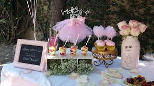 tutu themed baby shower tutu baby shower