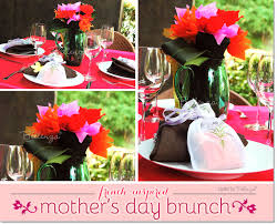 Mother S Day Decorations How To Host A French Inspired Mother U0027s Day Brunch