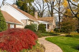 style homes in washington dc metro area