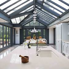 glass roof house six of the best glass extensions ideal home