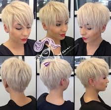 front and back pictures of short hairstyles for gray hair short haircuts photos front back hair