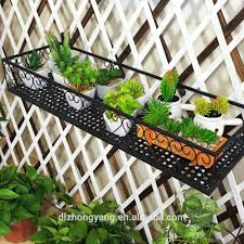 wrought iron hanging flower baskets wrought iron hanging flower
