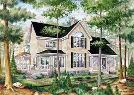 victorian home plan with sunroom 80694pm architectural designs