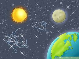 how to write a horoscope with sample horoscopes wikihow