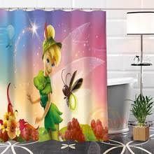 Tinkerbell Bathroom Online Get Cheap Tinkerbell Fabric Aliexpress Com Alibaba Group