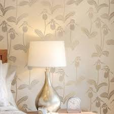 Bathroom Wall Stencil Ideas 490 Best Home Walls Images On Pinterest Wall Stenciling