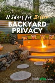 Backyard Privacy Ideas Backyard Privacy Ideas 11 Ways To Add Yours Bob Vila