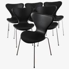 buy dining chairs u0026 sets by arne jacobsen at pamono