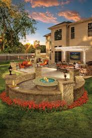 38 best stamped concrete backyard ideas boston images on