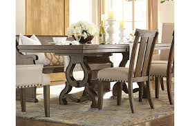 dresbar dining room table inspiring dining room tables ashley furniture homestore at table