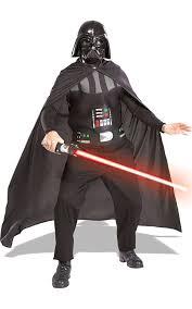 darth vader halloween costume child amazon com rubie u0027s costume star wars darth vader kit black