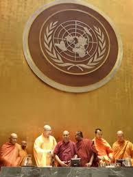 Sri Lanka Flag Lion Sri Lanka Spearheads U N Celebration Of Buddhism U0027s 2600th