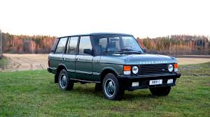 first range rover 1989 land rover range rover vogue se 3 5 classic driver market