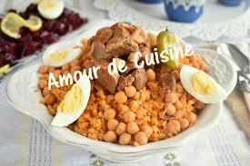 cuisine alg駻ienne traditionnelle constantinoise chekhchoukha constantinoise chakhchoukha de constantine amour de