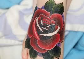 26 elegant rose tattoos for women creativefan