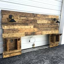 reclaimed wood headboards u2013 smartonlinewebsites com