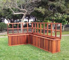 v shaped heavy duty planter with trellis jpg