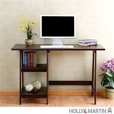 Modern Espresso Desk 47 Modern A Frame Desk In Espresso Espresso Desks And Modern