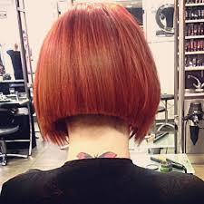 bobbed haircut with shingled npae 97 best buzzed nape images on pinterest bob hair styles