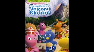 Opening To Rolie Polie Olie Halloween Vhs by Opening To The Backyardigans The Legend Of The Volcano Sisters