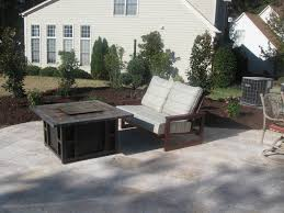 what are my options for stone patio u0027s archadeck charlotte