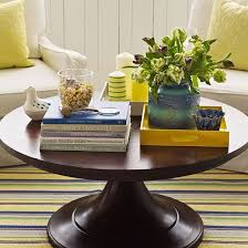 how to decorate a round coffee table for christmas 49 best coffee table styling images on pinterest for the home
