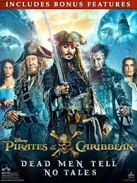 amazon com pirates of the caribbean dead men tell no tales with