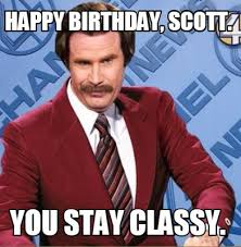 Most Interesting Man Birthday Meme - meme creator ron burgundy meme generator at memecreator org