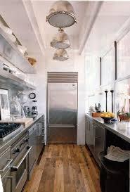 open galley kitchen designs 946 best pequeños espacios images on pinterest homes