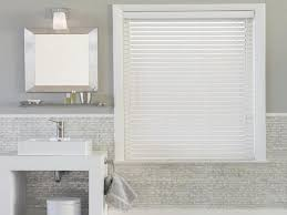 window treatment ideas for bathrooms decor small bathroom window