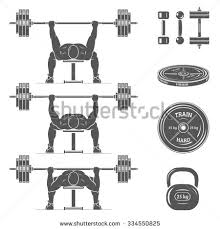 Weights And Bench Set Bench Press Stock Images Royalty Free Images U0026 Vectors Shutterstock