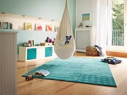 chambre et turquoise tapis chambre enfant and stripes turquoise de la collection esprit