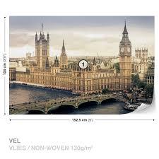 ebay london skyline wall sticker wall murals you ll love london wall mural ebay murals you ll love