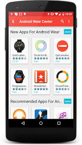 center android smartwatch center android wear apk for android