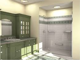 bathrooms design green display wheelchair accessible bathroom