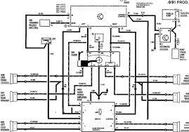 93 ford radio wiring diagram wiring diagram