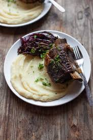 slow cooker balsamic short ribs with parsnip puree a calculated