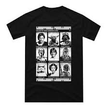 class of 77 wars t shirt wars men s galactic high senior class 77 black t shirt new