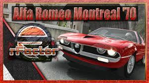 alfa romeo montreal race car alfa romeo montreal u002770 monaco grand prix 1967 rfactor wqhd