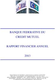 adresse siege credit mutuel banque federative du credit mutuel pdf