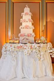 wedding cake table ideas fabulous wedding cake table ideas using flowers cake table