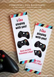 gamer valentines cards free printable valentines printable